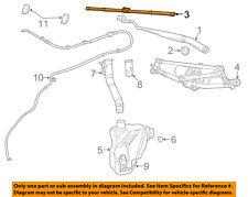 FIAT OEM 14-15 500L Wiper Arm-Front Blade 68295332AA
