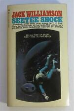 SEETEE SHOCK JACK WILLIAMSON 1968 LANCER #73-733 1ST ED PAPERBACK PB
