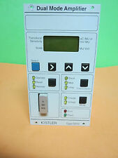 KISTLER 5010 DUAL CHANNEL CHARGE AND POWER SUPPLY ICP IEPE  ACCELEROMETER nice