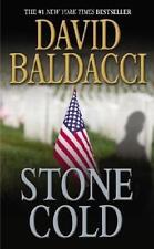 Stone Cold von Baldacci, David