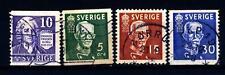 SWEDEN - SVEZIA - 1938 - 250° anniversario della nascita di Emanuel Swedenborg