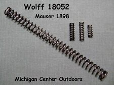 Wolff MAUSER RIFLE XP STRIKER SPRING KIT for 1898 98 Various Actions W18052 USA