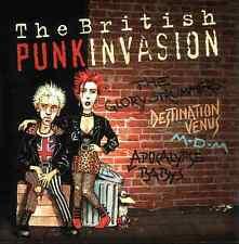 The British Punkinvasion Vol. 1 CD NEU PUNK KULT