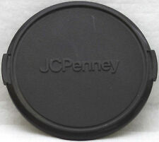 JC Penney Front Lens Cap 72mm 72 mm Snap-On Japan