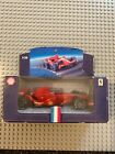 OFFICIAL FERRARI F2008 F1 CAR 1:38 SCALE - SHELL V-POWER - NEW BUT OPENED BOX