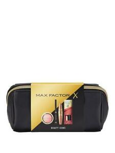 Max Factor Beauty Icons Gift Set With Beauty Bag