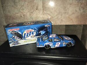 Rusty Wallace #2 Miller Lite 2005 Charger 1/24 Limited Edition F-63