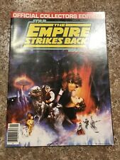"Star Wars Magazine ""The Empire Strikes Back"" K49472 Collectors Edition - 1980"