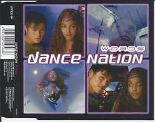 DANCE NATION - Words CDM 6TR Eurodance Trance 2002 (JIVE) HOLLAND