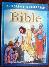 Children's Illustrated Bible.  Melldon Books, no date.  Hardcover