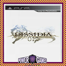 Dissidia 012 Final Fantasy (Sony PSP) Brand New FREE REGISTERED POST