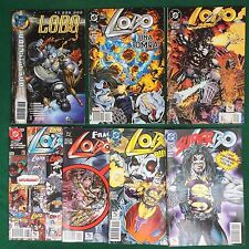 LOBO Nuova Serie LOTTO 7 Numeri 23/34 Play Press (ITA 1999) Fumetto