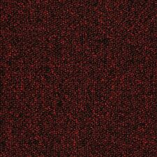 20 Nylon Loop Admiral Red Carpet Tiles for Commercial Use