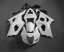 Unpainted ABS Injection Mold Bodywork Fairing Kit for SUZUKI GSXR1000 2003 2004