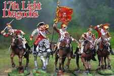 collecteur Showcase américain Révolution britannique 17th Dragons SET MIB