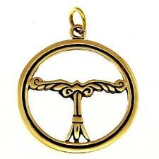 Irminsul Yggdrasil Weltenbaum Lebensbaum Anhänger Amulett Talisman Asatru 21200M