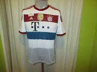 "FC Bayern München Adidas Champions League Trikot 2014/15 ""-T---"" Gr.S- M TOP"
