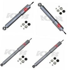 Set of 4 Front and Rear Ford E-350 Econoline Shock Absorbers KYB Gas-A-Just