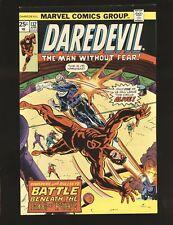 Daredevil # 132 - 2nd Bullseye Vf+ Cond.