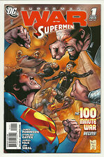 Superman War Of The Supermen #1 2 3 4 Complete Near Mint Set