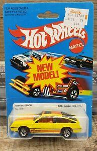 Hot Wheels Vintage Blackwall Pontiac J2000 *NIB*