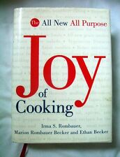 Joy Of Cooking, Most Authoritative Cookbook In America, Must Have Basic Cooking