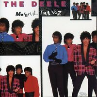The Deele - Material Thangz [New CD]