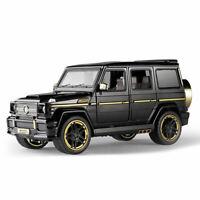 Brabus G65 SUV 1:24 Model Car Alloy Diecast Toy Vehicle Kids Gift