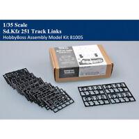HobbyBoss 81005 1/35 Sd.Kfz 251 Tank Track Links for Tamiya AFV & Dragon Kits
