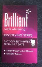 Brilliant White Dissolving Strips