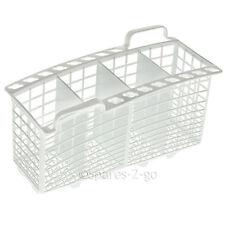 INDESIT IDE44UK IDL40UK.C Slimline Dishwasher White Cutlery Basket  Spare Part