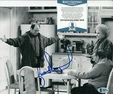 JASON ALEXANDER signed (SEINFELD) George Costanza 8X10 photo BECKETT BAS T89795