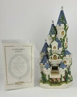 David Winter Cottages Guinevere's Castle Ltd Ed 1616/4300 COA Box