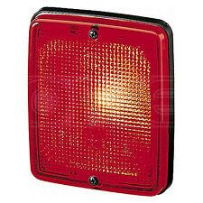 LUCE di coda: coda Lampada-Speciale con lente rossa | HELLA 2SA 003 236-041