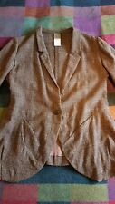 Lilith Tweed Wool Quirky Jacket Size 12