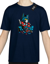 Optimus Lego Niños Childrens Camiseta Prime Top transformador Retro