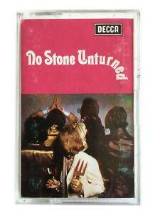 Rolling Stones - No Stone Unturned - Cassette KSKC 5173 - Decca Paper Labels