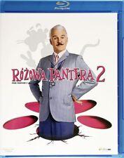 RÓŻOWA PANTERA 2 (THE PINK PANTHER 2) - BLU-RAY