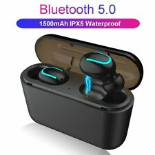 Headphones Blutooth 5.0 Earphones Wireless Sports Earbuds Gaming Headset Phone