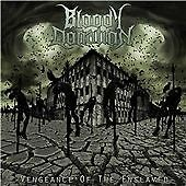 BLOODY DONATION-VENGEANCE OF THE ENSLAVED  CD NEW
