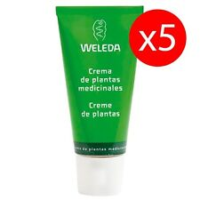 Pack 5 unds. SKIN FOOD CREMA 75 ml WELEDA