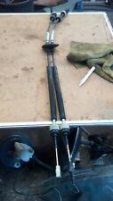 Suzuki Swift gear change cables