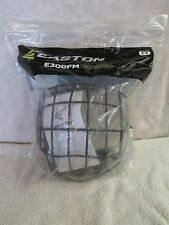Easton E300Fm Face Protector - Hockey Face Cage/Grille - Size: S/P - New (G 16)
