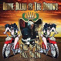 Davie Allan & Arrows - King of the Fuzz Guitar [New CD]