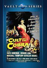 Cult of the Cobra NEW DVD