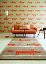 Teppich Scion Mr Fox Cinnamon 25303 Taupe / 90 cm x 150 cm / EUR 155,52/qm
