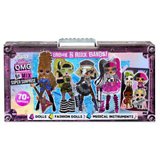LOL dolls L.O.L Surprise! Outrageous Millennial Girls Remix Super Surprise