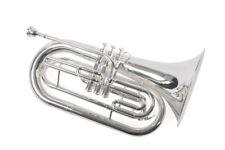 Marsch Bariton, Basstrompete silber