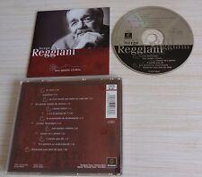 CD ALBUM NOS QUATRE VERITES SERGE REGGIANI 13 TITRES 1997 TREMA