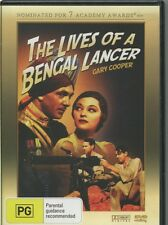 THE LIVES OF A BENGAL LANCER - Gary Cooper, Franchot Tone, Richard Cromwel - DVD